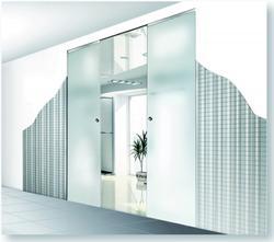 Bezobložkové stavební pouzdro ESSENTIAL 900 mm, výška průchodu 2100 mm, dokončená příčka 125 mm - 5
